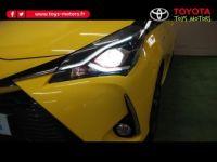 Toyota Yaris 100h Collection Jaune 5p - <small></small> 16.390 € <small>TTC</small> - #7
