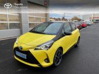 Toyota Yaris 100h Collection Jaune 5p - <small></small> 14.990 € <small>TTC</small> - #1