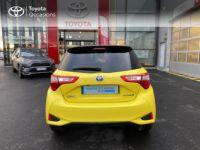 Toyota Yaris 100h Collection Jaune 5p - <small></small> 14.990 € <small>TTC</small> - #4
