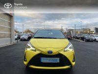 Toyota Yaris 100h Collection Jaune 5p - <small></small> 14.990 € <small>TTC</small> - #5