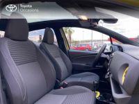 Toyota Yaris 100h Collection Jaune 5p - <small></small> 14.990 € <small>TTC</small> - #6