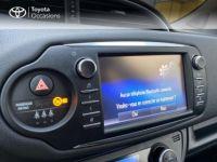 Toyota Yaris 100h Collection Jaune 5p - <small></small> 14.990 € <small>TTC</small> - #15