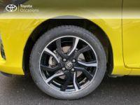 Toyota Yaris 100h Collection Jaune 5p - <small></small> 14.990 € <small>TTC</small> - #16