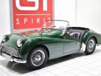 Triumph TR3 A Overdrive - <small></small> 41.900 € <small>TTC</small> - #1
