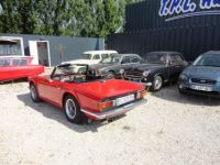 Triumph TR6 CARBU - <small></small> 21.500 € <small>TTC</small> - #9