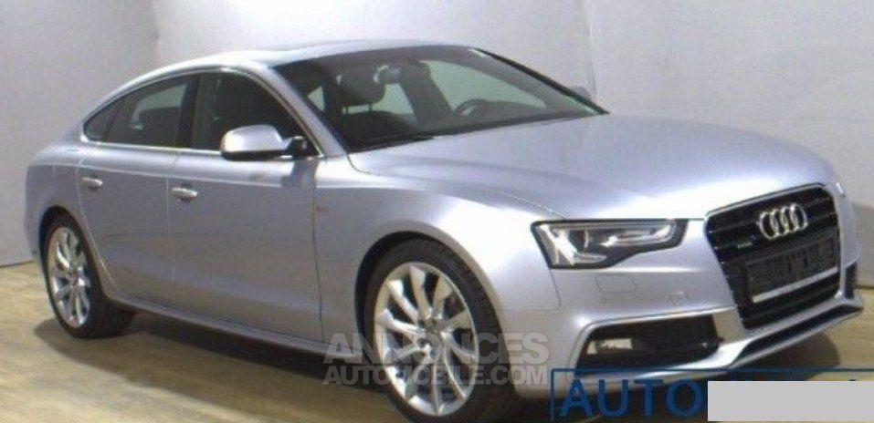 Audi A5 Sportback 2.0 TDI 190 ch Quattro S-Line(2015 ...