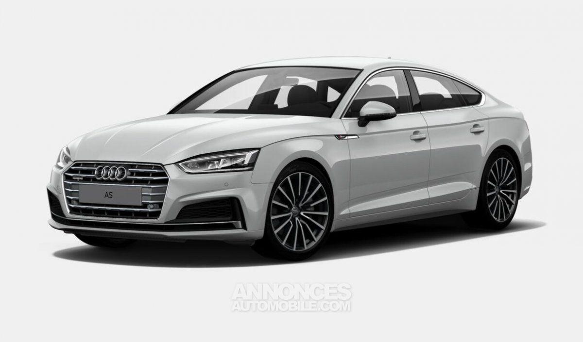 Audi A5 Sportback V6 3L TDI Full S line 2018 blanc ...