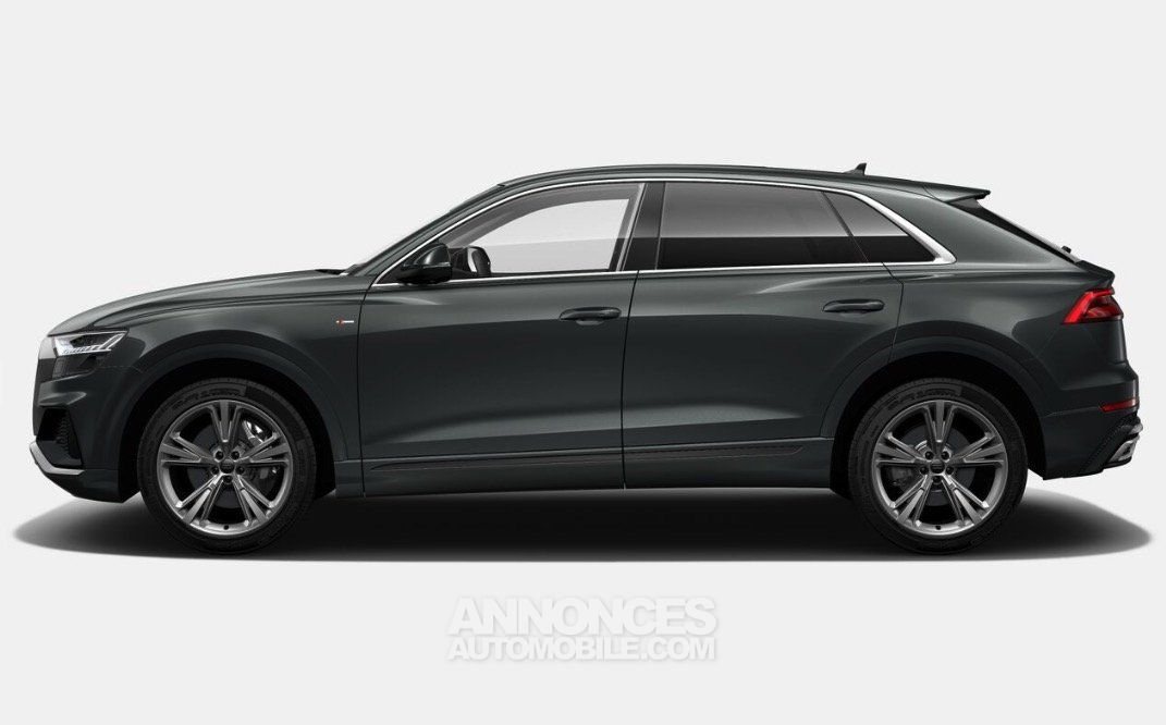 Audi Q8 NOUVEAU 50 TDI S line 2019 - <small></small> 90.797 € <small>TTC</small> - #2