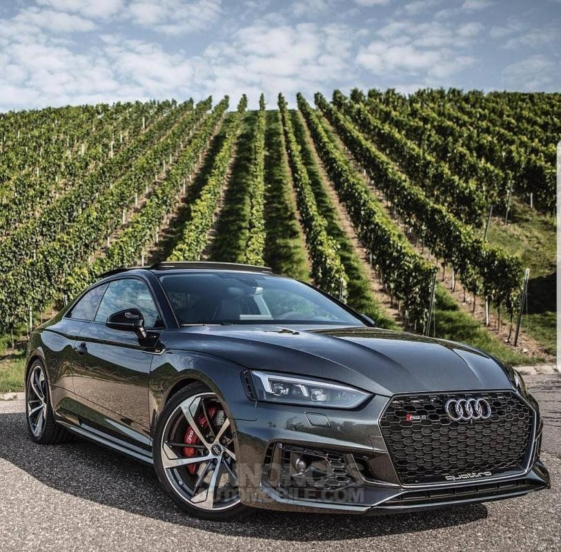 Audi RS5 Coupé V6 450Ch 2018 - <small></small> 99.218 € <small>TTC</small> - #1