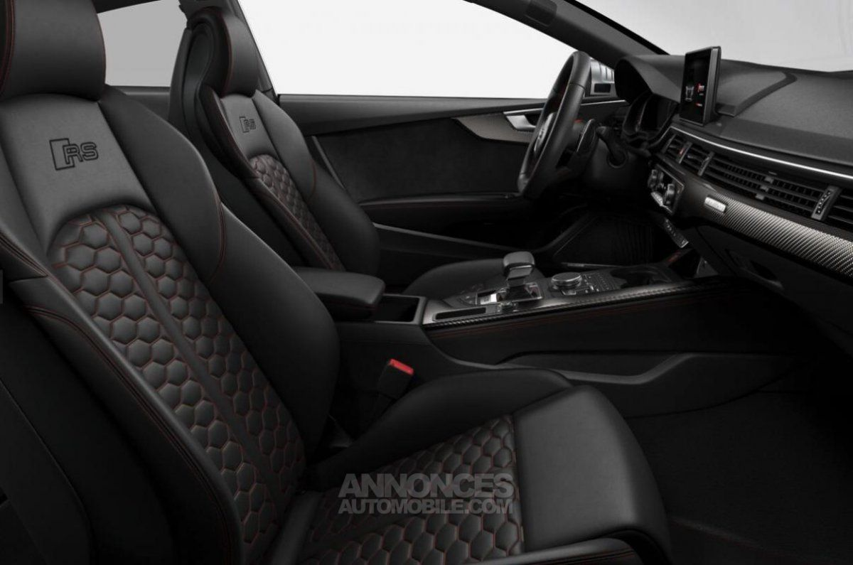 Audi RS5 Coupé V6 450Ch 2018 - <small></small> 99.218 € <small>TTC</small> - #6
