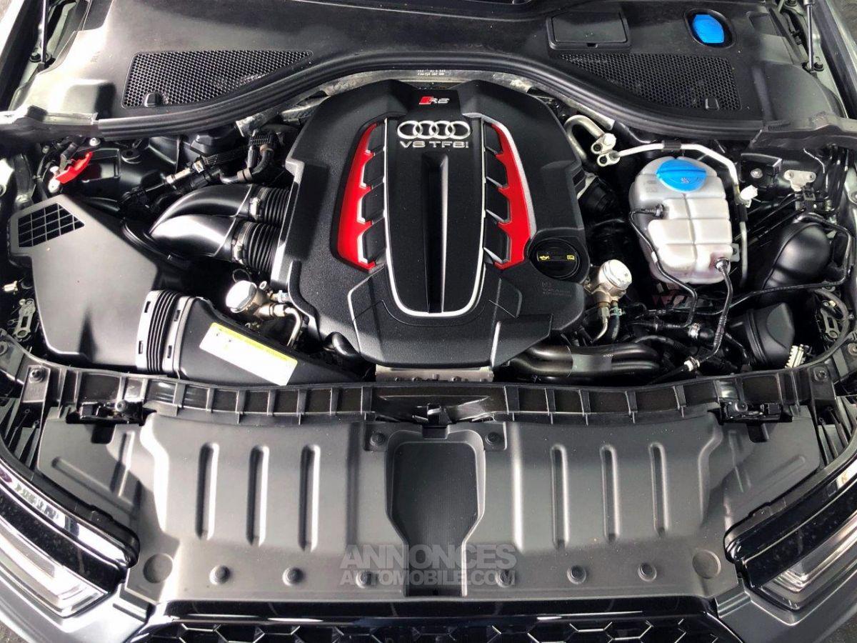 Audi RS6 Performance 605 Ch (phase 2) - Révisée 2021 ...