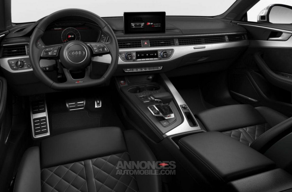 Audi S5 Coupé V6 354Ch 2018 - <small></small> 73.181 € <small>TTC</small> - #4