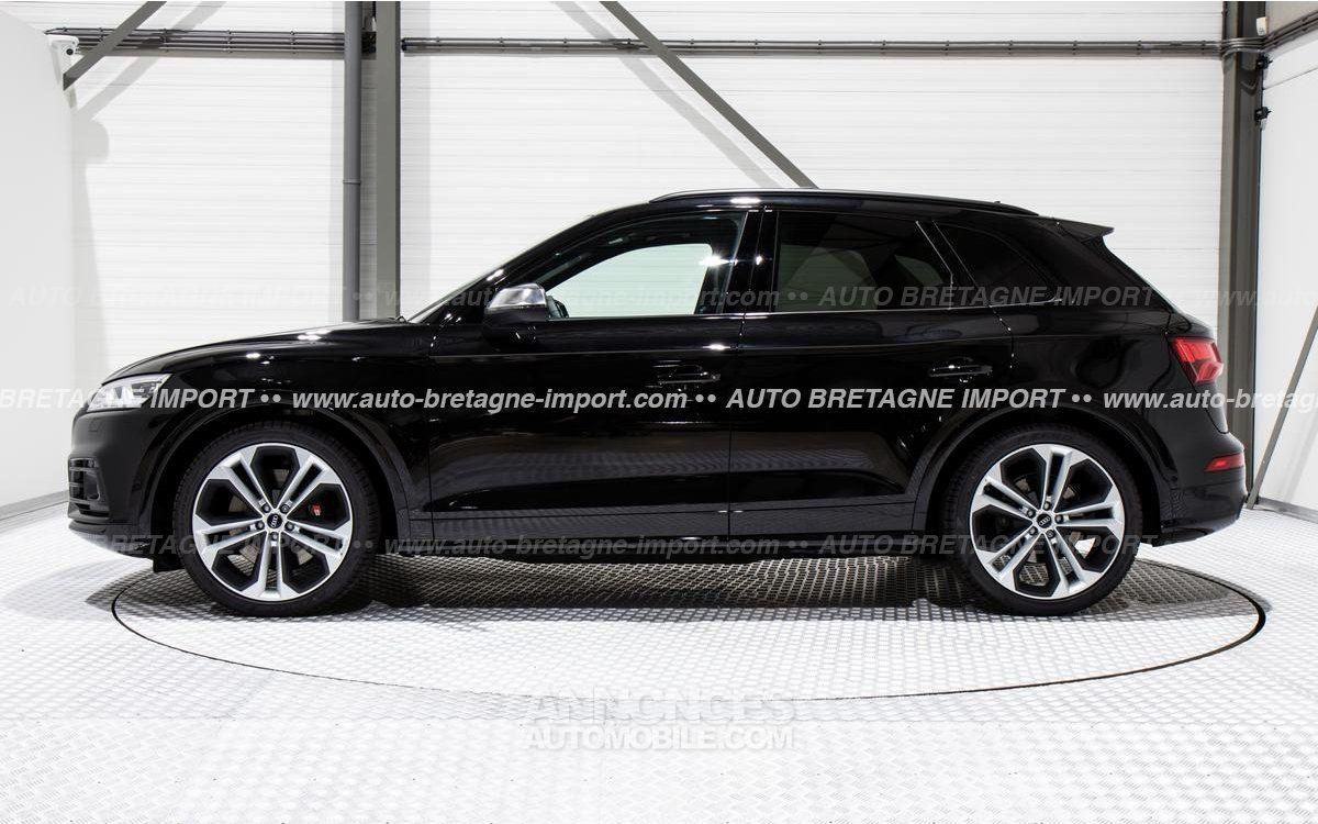 Audi SQ5 V6 TDI 347 FULL OPTIONS (Pano, air suspension, HdUp, B&O, Matrix LED, cuir, 360, pack black...) 2019 - <small></small> 84.644 € <small>TTC</small> - #4