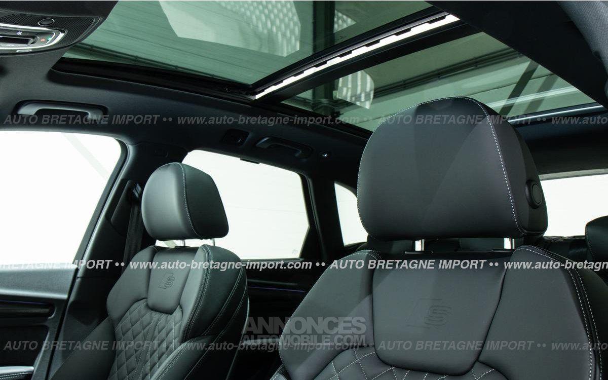 Audi SQ5 V6 TDI 347 FULL OPTIONS (Pano, air suspension, HdUp, B&O, Matrix LED, cuir, 360, pack black...) 2019 - <small></small> 84.644 € <small>TTC</small> - #7