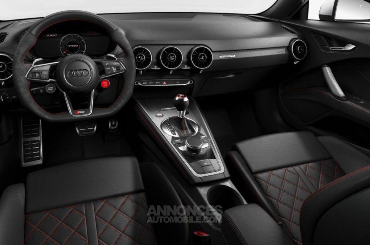 Audi TT RS Coupé 2018 - <small></small> 72.040 € <small>TTC</small> - #4