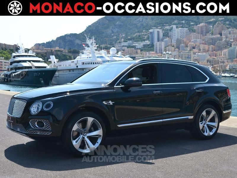 bentley bentayga diesel beluga occasion monaco 98 monaco n 3971018 annonces automobile. Black Bedroom Furniture Sets. Home Design Ideas