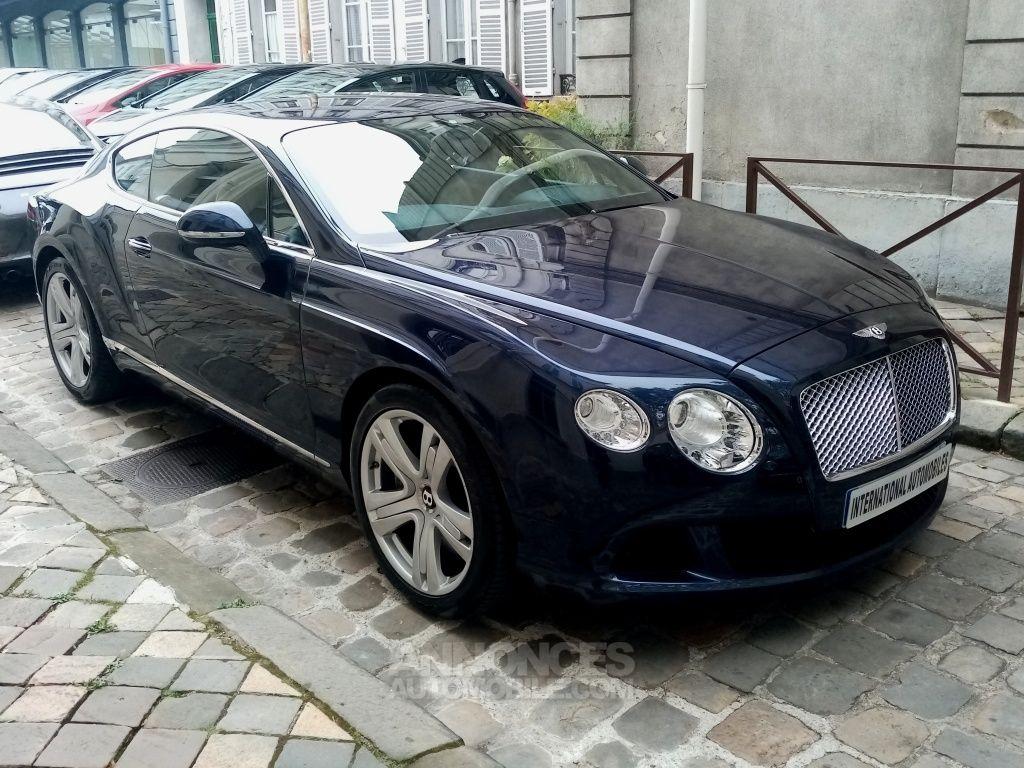 Bentley Continental GT Phase 2 W12 Bioéthanol - <small></small> 77.000 € <small>TTC</small> - #3