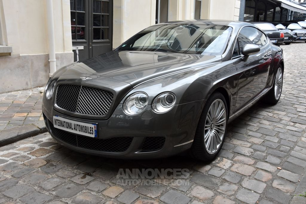 Bentley Continental GT Speed W12 611ch Mulliner - <small></small> 57.000 € <small>TTC</small> - #1