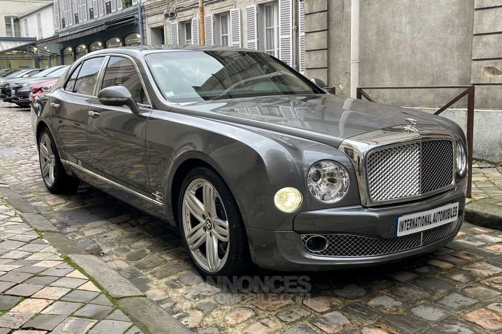 Bentley Mulsanne 6.75 V8 - <small></small> 109.000 € <small>TTC</small> - #3