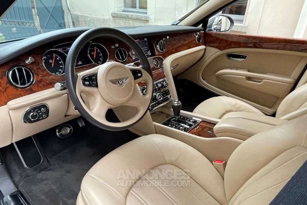 Bentley Mulsanne 6.75 V8 - <small></small> 109.000 € <small>TTC</small> - #10