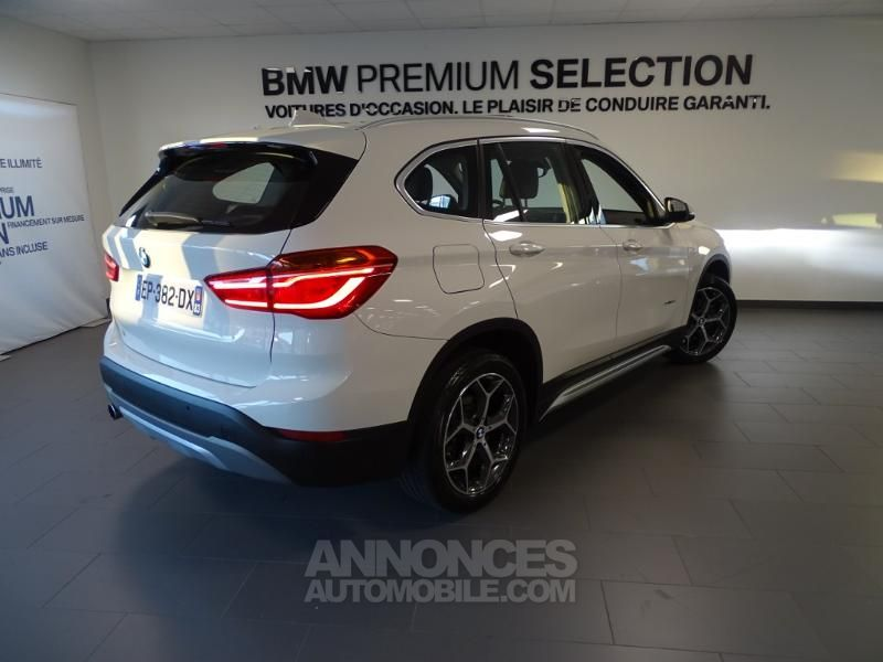 BMW X1 sDrive18dA 150ch xLine - <small></small> 27.934 € <small>TTC</small> - #2