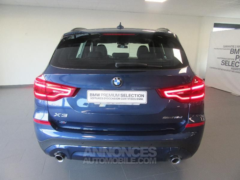 bmw x3 sdrive18da 150ch lounge euro6c phytonicblau. Black Bedroom Furniture Sets. Home Design Ideas