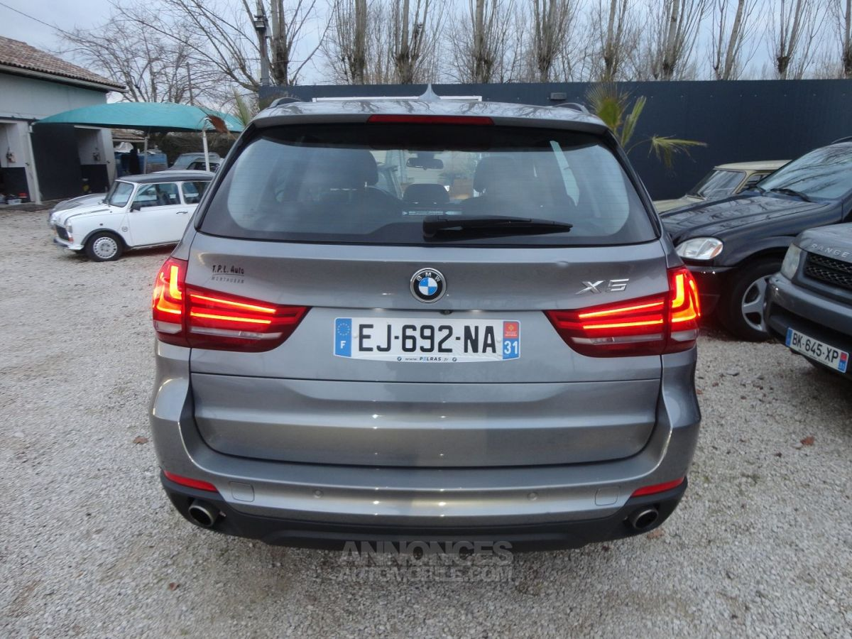 BMW X5 (F15) XDRIVE25DA 231CH LOUNGE PLUS - <small></small> 27.500 € <small>TTC</small> - #7