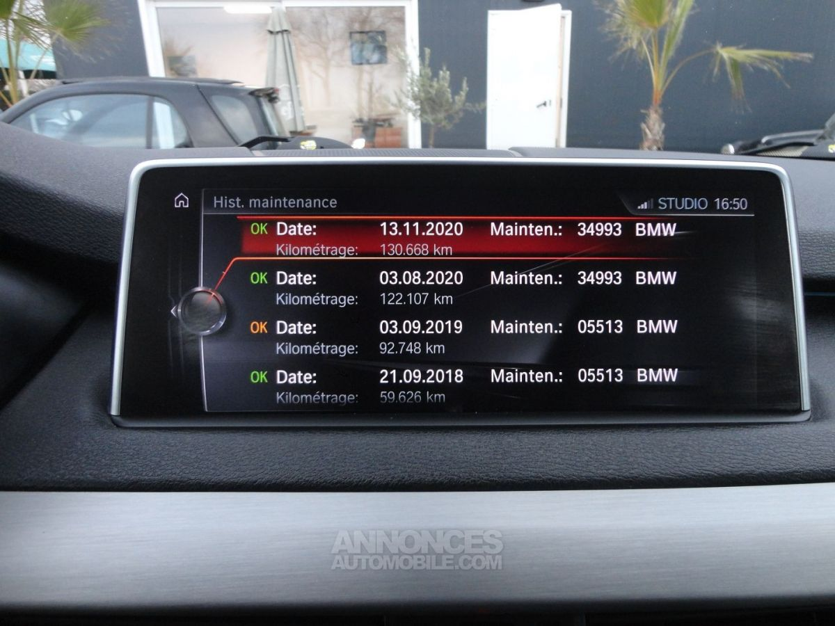 BMW X5 (F15) XDRIVE25DA 231CH LOUNGE PLUS - <small></small> 27.500 € <small>TTC</small> - #11