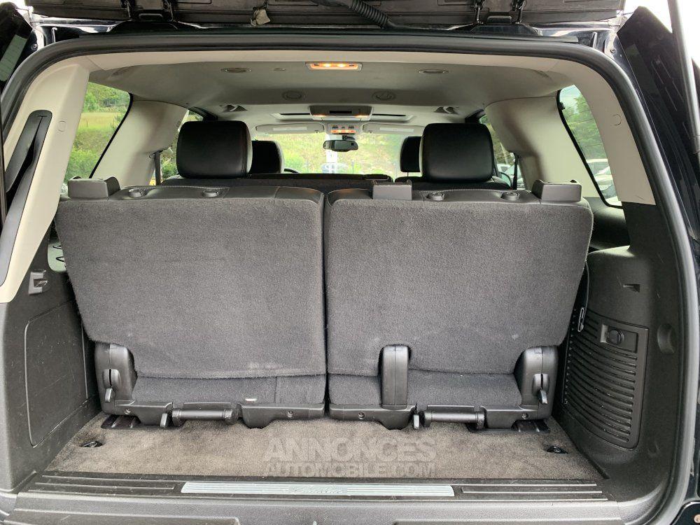 Cadillac ESCALADE 6.2 L V8 409 CV Luxury - <small></small> 27.500 € <small>TTC</small> - #9