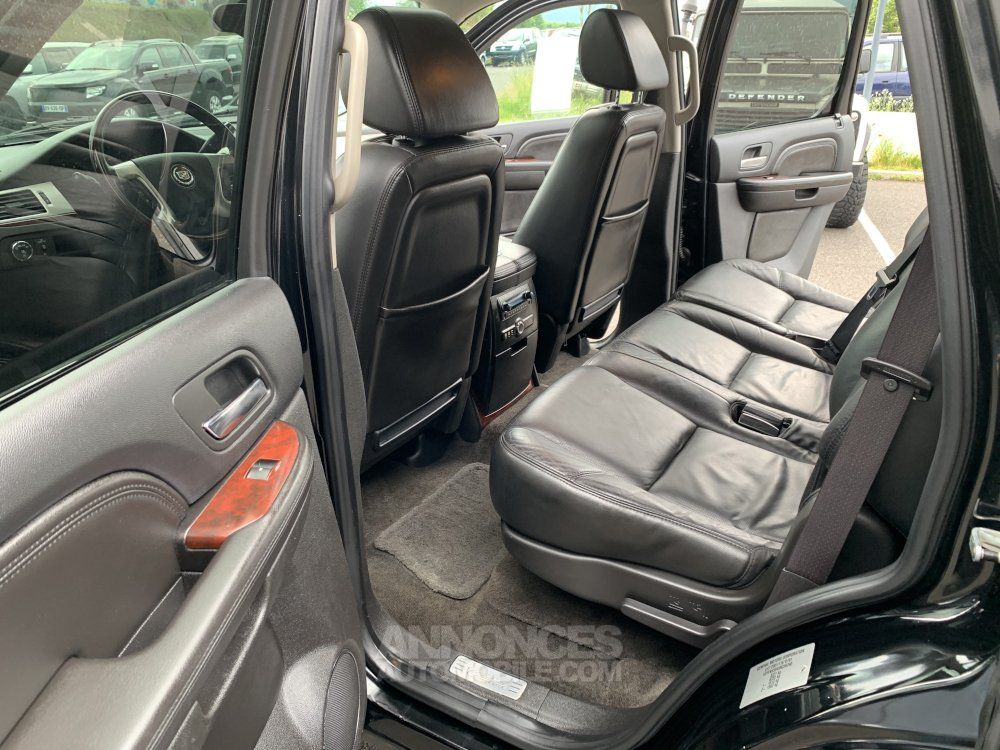 Cadillac ESCALADE 6.2 L V8 409 CV Luxury - <small></small> 27.500 € <small>TTC</small> - #10
