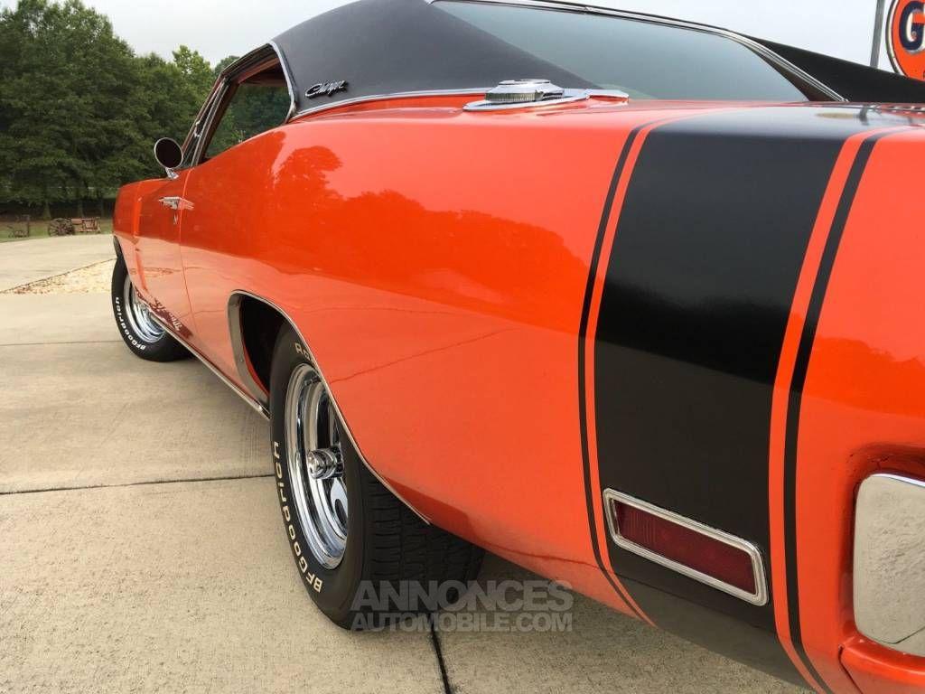 dodge charger 1970 orange occasion noves 13 bouches du rhone n 4081748 annonces automobile. Black Bedroom Furniture Sets. Home Design Ideas