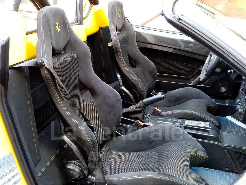 Ferrari F430 Spider SCUDERIA V8 16M - <small></small> 299.000 € <small>TTC</small> - #7