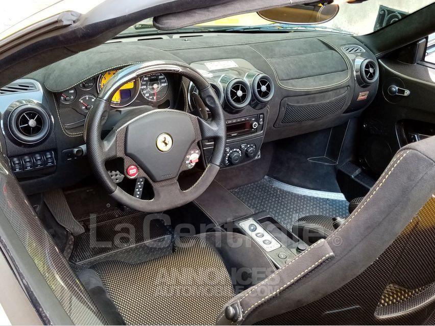 Ferrari F430 Spider SCUDERIA V8 16M - <small></small> 299.000 € <small>TTC</small> - #8