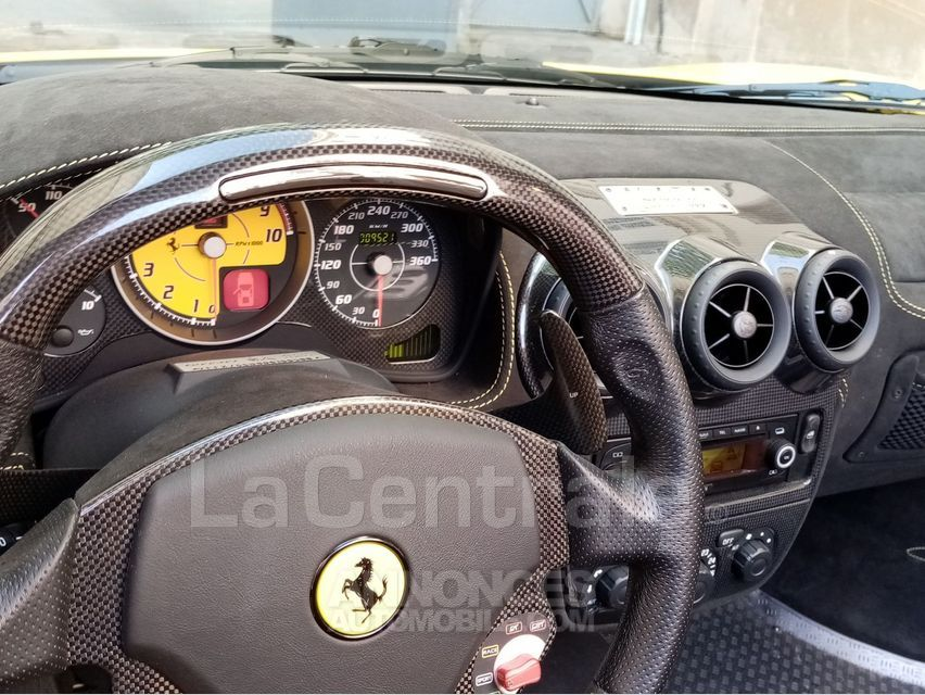 Ferrari F430 Spider SCUDERIA V8 16M - <small></small> 299.000 € <small>TTC</small> - #9