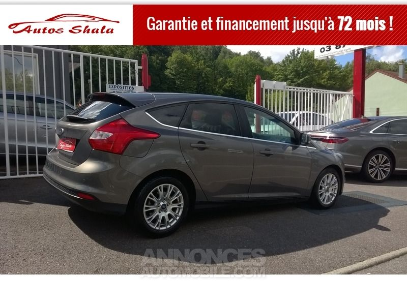 Ford Focus 1 6 Tdci 115ch Fap Stop Start Titanium 5p Occasion Diesel Stiring Wendel 57 Moselle 4691066