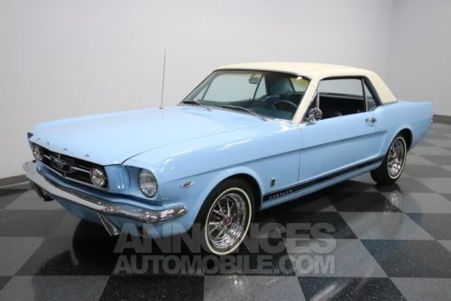 ford mustang 1965 bleu occasion paris 75 paris n 3928944 annonces automobile. Black Bedroom Furniture Sets. Home Design Ideas