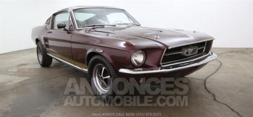 ford mustang 1967 purple occasion paris 75 paris n 3948315 annonces automobile. Black Bedroom Furniture Sets. Home Design Ideas