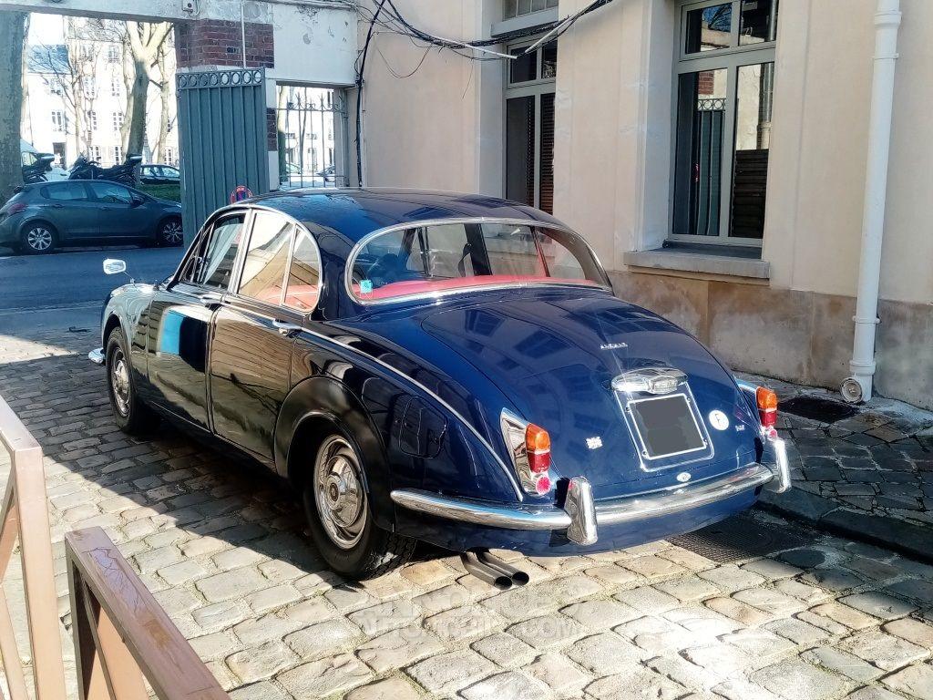 Jaguar MK2 340 - <small></small> 26.000 € <small>TTC</small> - #6