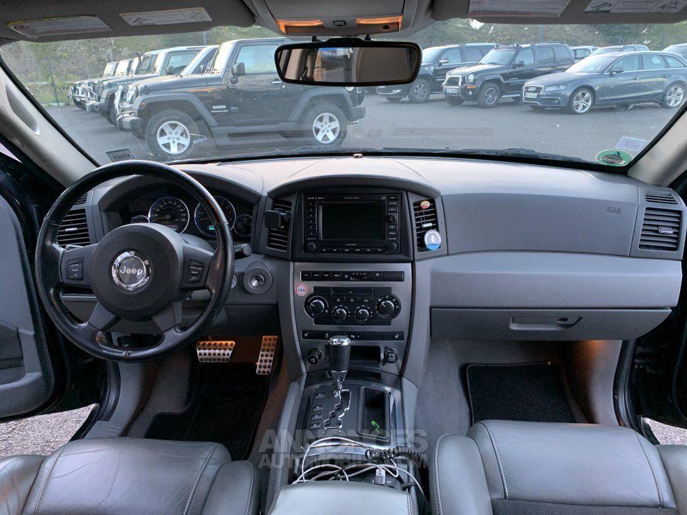 Jeep Grand Cherokee 6.1 L V8 425 CV SRT8 équipé Ethanol - <small></small> 27.000 € <small>TTC</small> - #12
