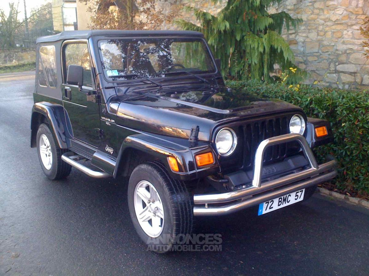 Jeep occasion luxembourg