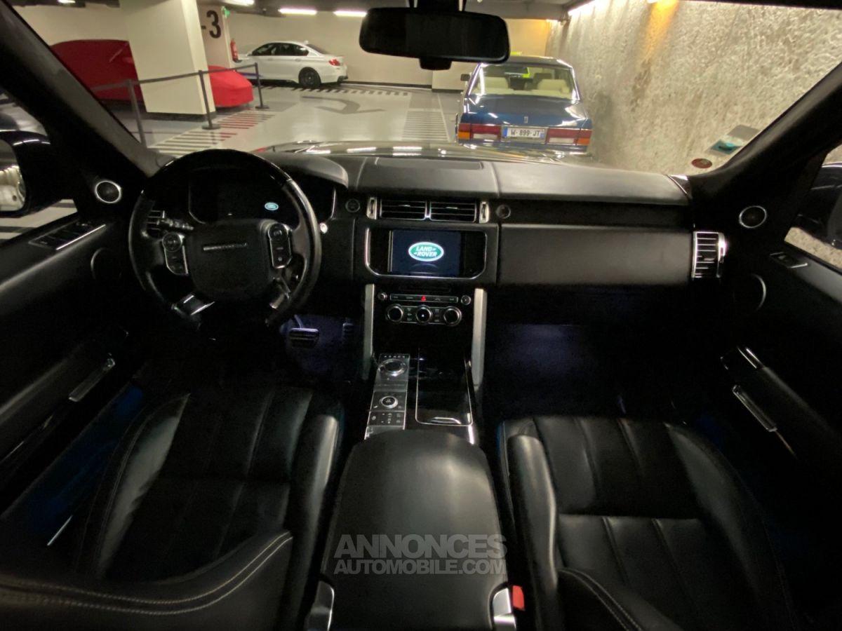 Land Rover Range Rover LAND ROVER RANGE ROVER IV 3.0 TDV6 AUTOBIOGRAPHY SWB - <small>A partir de </small>600 EUR <small>/ mois</small> - #23
