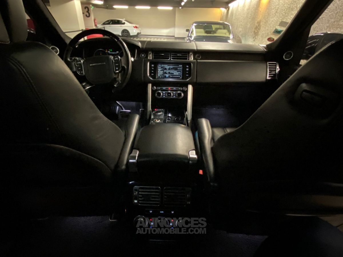 Land Rover Range Rover LAND ROVER RANGE ROVER IV 3.0 TDV6 AUTOBIOGRAPHY SWB - <small>A partir de </small>600 EUR <small>/ mois</small> - #25