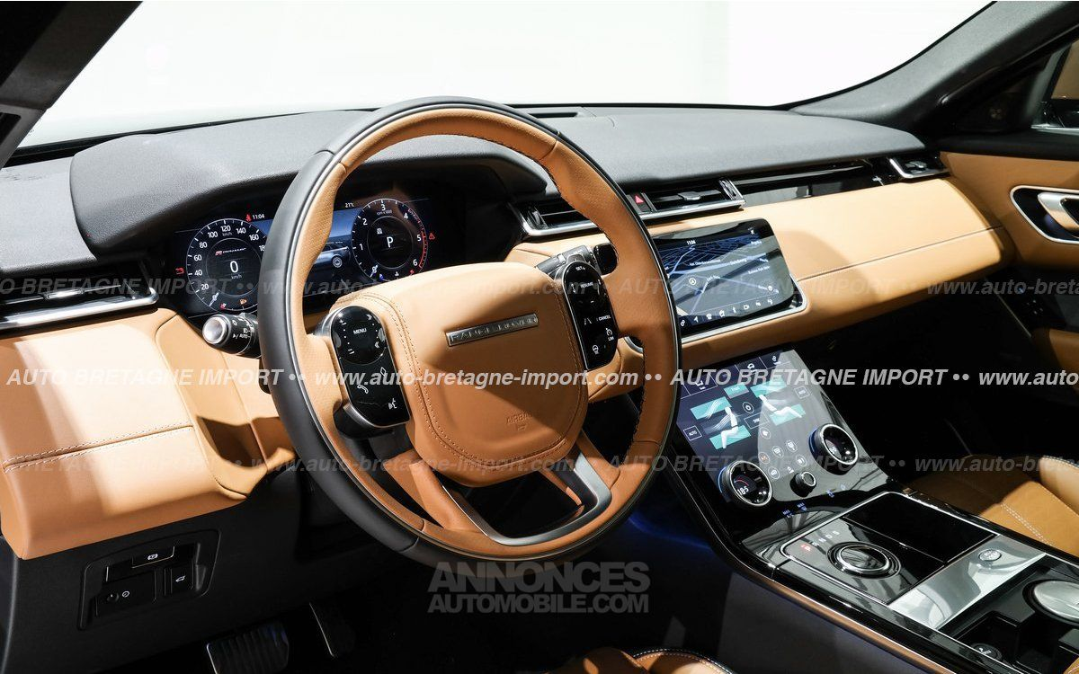 Land Rover Range Rover Velar D240 R-DYNAMIC HSE (Pano, HdUp, cam 360...) 2019 - <small></small> 84.330 € <small>TTC</small> - #5