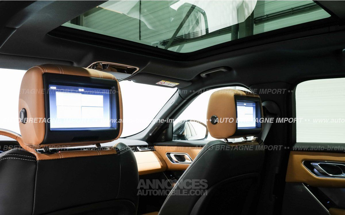 Land Rover Range Rover Velar D240 R-DYNAMIC HSE (Pano, HdUp, cam 360...) 2019 - <small></small> 84.330 € <small>TTC</small> - #6