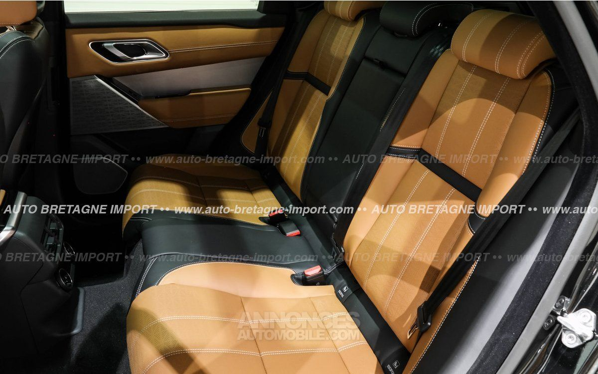 Land Rover Range Rover Velar D240 R-DYNAMIC HSE (Pano, HdUp, cam 360...) 2019 - <small></small> 84.330 € <small>TTC</small> - #7