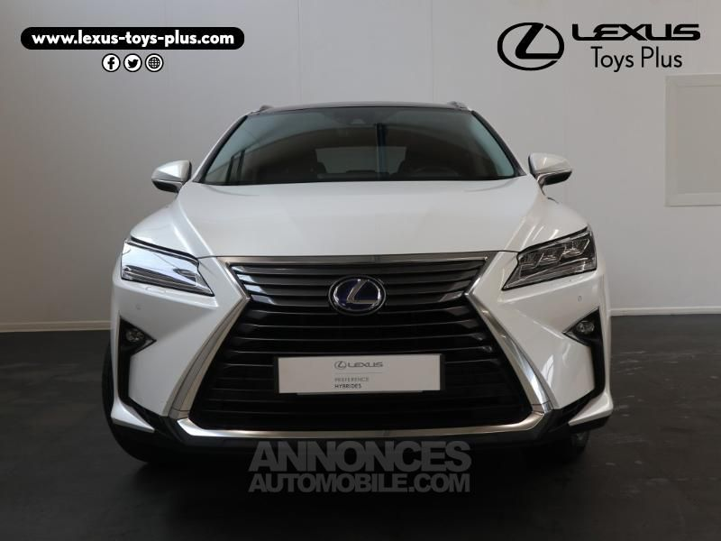 Lexus RX 450h 4WD Luxe - <small></small> 43.500 € <small>TTC</small> - #4