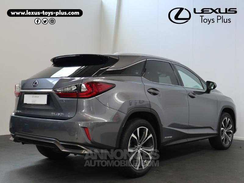 Lexus RX 450h 4WD Luxe - <small></small> 44.900 € <small>TTC</small> - #2