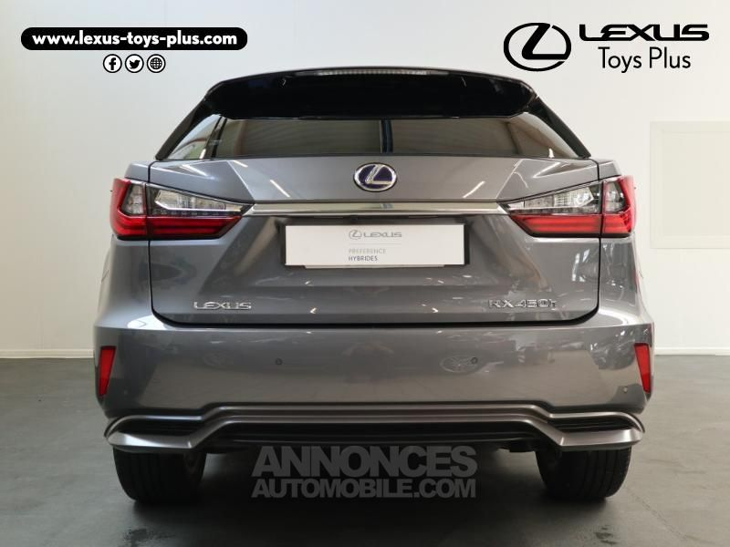 Lexus RX 450h 4WD Luxe - <small></small> 44.900 € <small>TTC</small> - #5