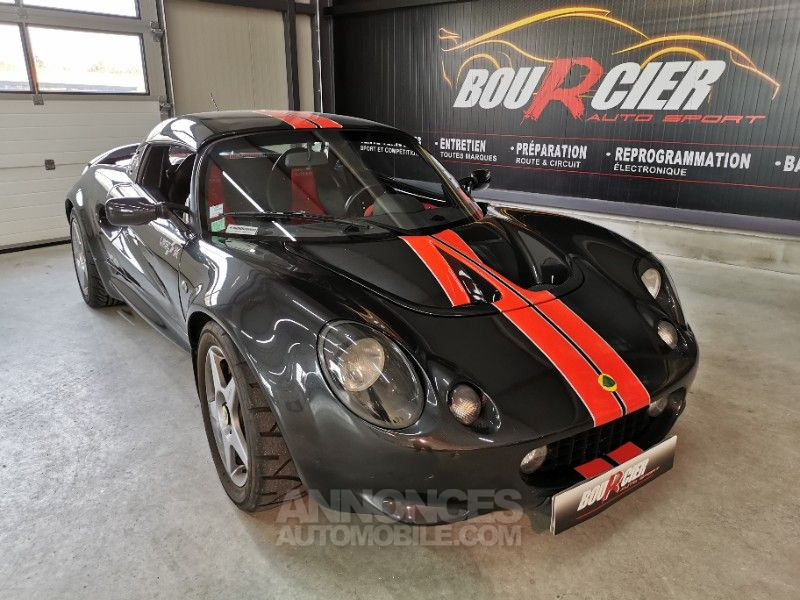 Lotus Elise S1 160 Sport - <small></small> 36.990 € <small>TTC</small> - #1
