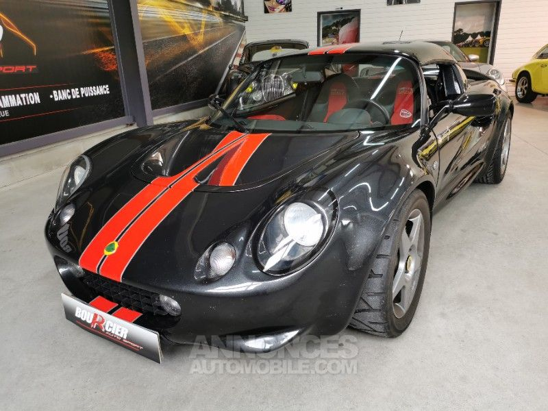 Lotus Elise S1 160 Sport - <small></small> 36.990 € <small>TTC</small> - #5